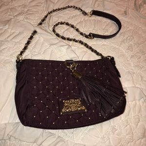 Maroon juicy couture bag perfect condition